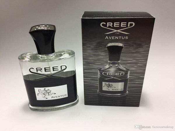 New Creed aventus perfume for men 120ml with long lasting time good quality high fragrance capactity Free Shipping