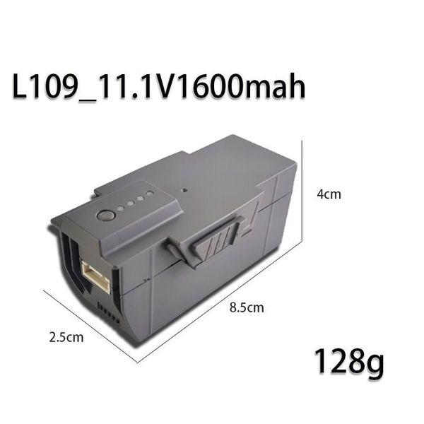 11.1v 1600 Ma bateria de lítio