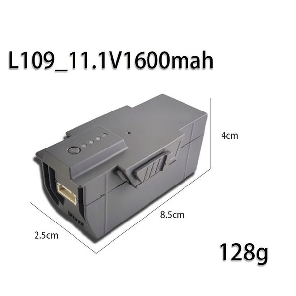 11.1v 1600 Ma lithium battery