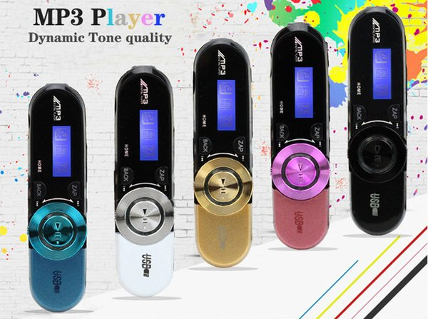 YT-03 MP3 with removeable holding clip, USB 2.0, FM radio, voice recording, external flash memory, Support 8 country language