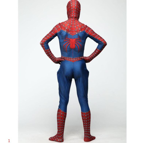 Halloween Costumes Spider-Man Cosplay for Adults Disfraces De Halloween Costume Classic Tony Remy Piece Leotard Characters Playing Sets