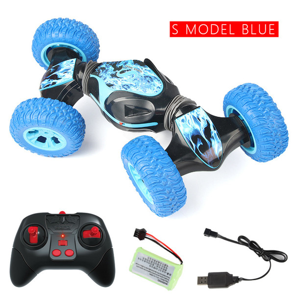 top popular Remote Control Stunt Car Boys Stunt Dump 360 Degree Rotating RC Cars Control Gesture Twisting Vehicle Drift Car Driving Toy Gifts 04 2020