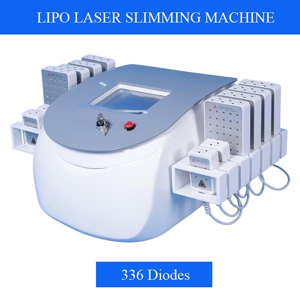 336 Diodes Lipo laser
