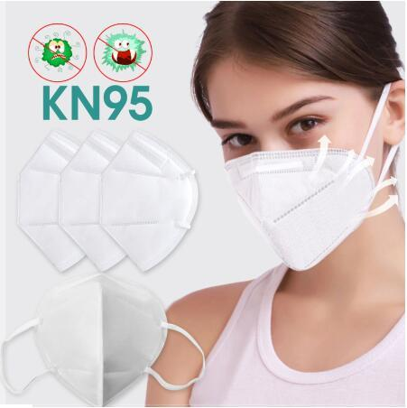 kn95 ffp2 mask protective anti-dust masks mouth face mask protection n95 level mask 99% filtration individual packs in stock dhl ship-24hrs