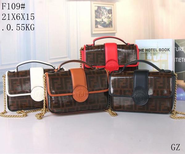 2020Hot concepteurs sacs à main haut de sac à main de sacs de femmes de qualité européenne et American Style Paris Mode gros sacs shopping totes Mlle D