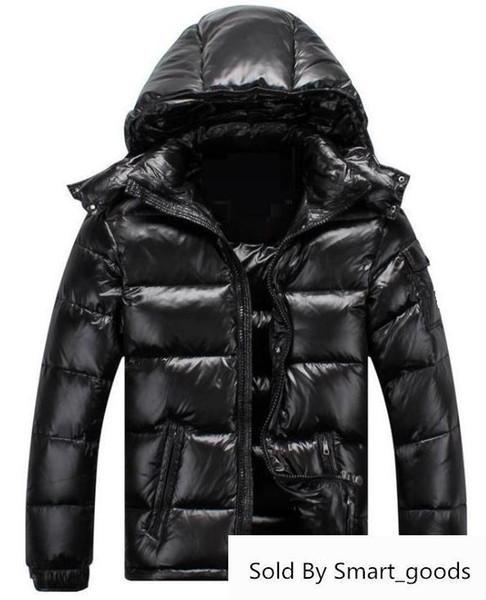 Hommes Vers Le Bas Veste Vers Le Bas Manteaux Hommes En Plein Air Épaisse Pluie Chaude Homme Manteau D'hiver Outwear Vestes Parkas