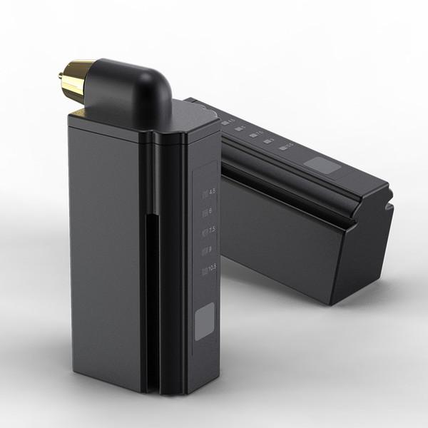 Alimentatore per tatuaggio senza fili Mini Power Box Batteria ricaricabile veloce Alimentatore portatile per connessione RCA