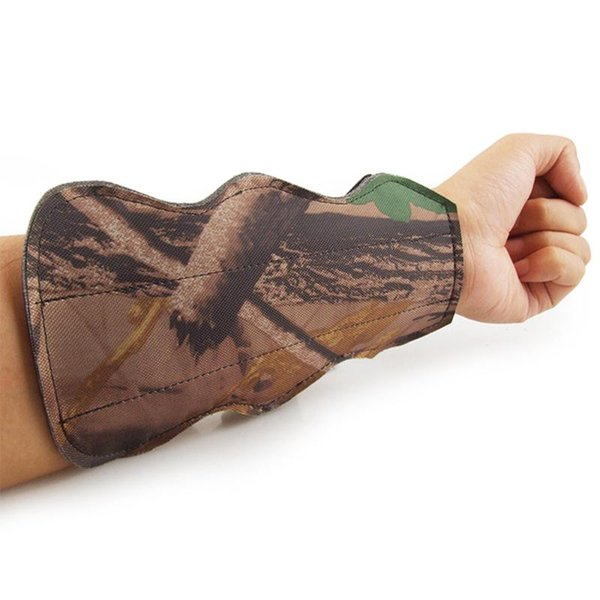 1pcs camouflage archery armguard shooting arrow bow arm guard forearm safe gear straps arm guard bow protection armband thumbnail