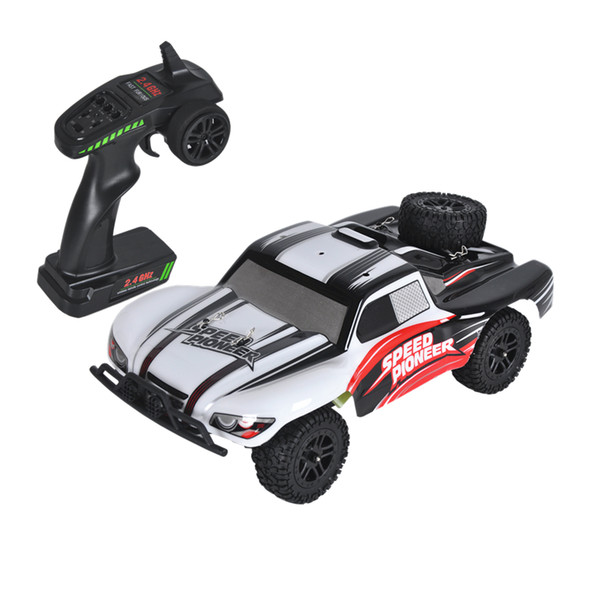 RC Car 2.4G 1/18 4WD 40KM/h High Speed Wireless Remote Control Truck Off-Road Car Electric Toys Model Toys for Children