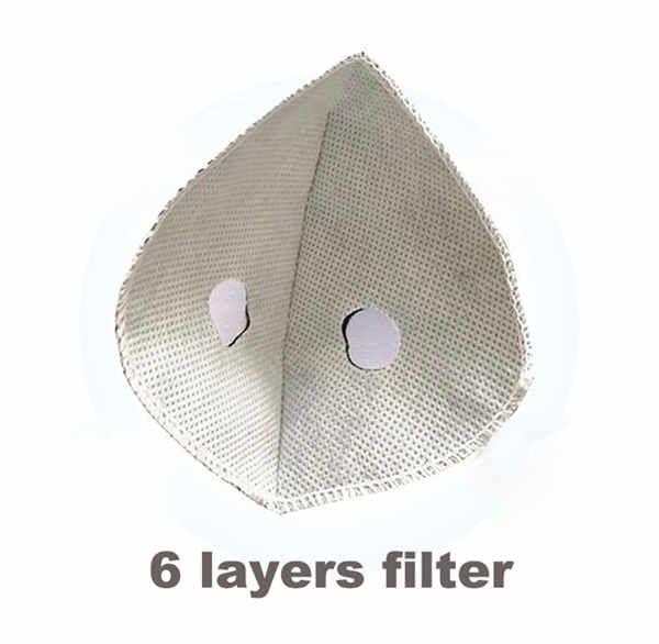 Sólo filtro (6 Capas)