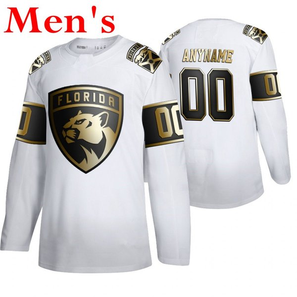 Men's white Golden Edition