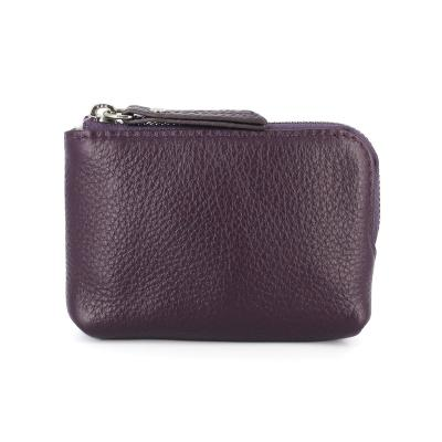 2019 Korean men's leather long wallet