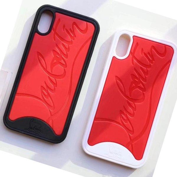 Couverture de pare-chocs complète du corps pour Apple iPhone Printing Case avec absorption des chocs Pour iPhone XS Max / XR X 8/7 Plus