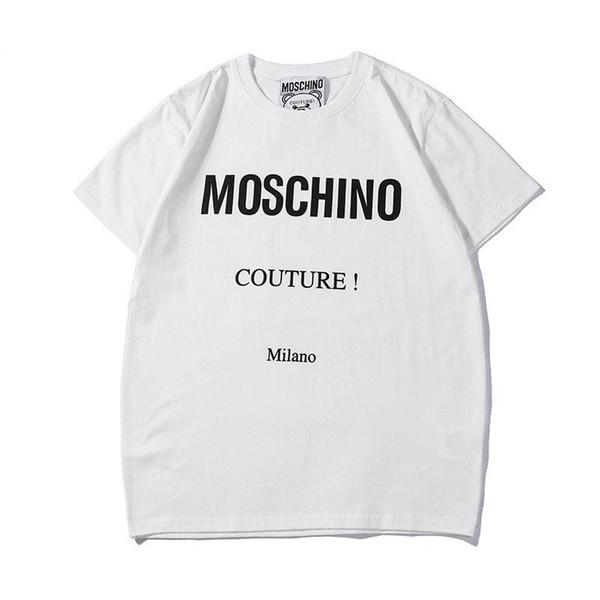20SS Luxus Männer Frauen T-Shirt BÄR Print Brief Tops Street T Shirts Hip Hop Kanye Qualitäts-Mann-Kleidung Cotton Tee DD8371