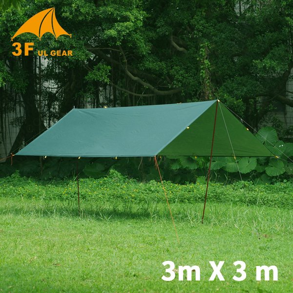 Green-3X3m CHINA Set Meal (NO Rod )
