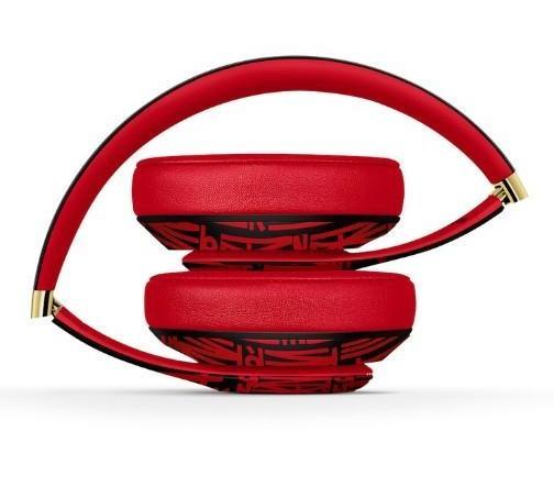 Edição limitada quente X DJ Khaled 3ª geração Stu-0 Headset Headphone 3.0 Sem fio sobre fones de ouvido W1 Chip de fone de ouvido com chip W1