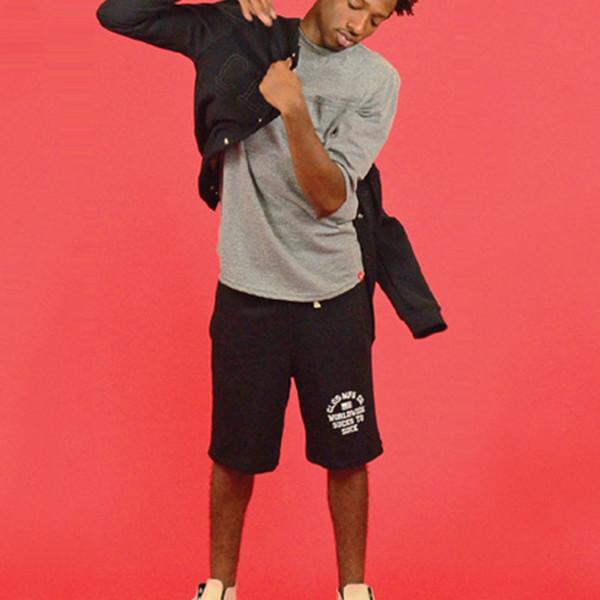 New Fashion Casual Luxury Designer Men Shorts High Quality Mens Women Pants Trend Hip Hop Men Short5325
