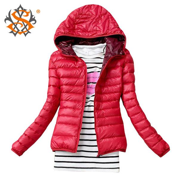 Winter Mantel Weibliche frauen Damen Jacke Mantel 2016 Und 2IWD9EHY