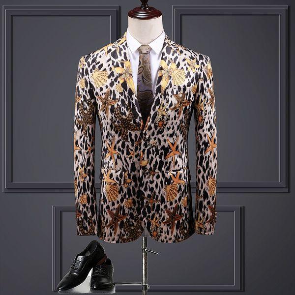 Les vestes pour hommes sont désormais populaires. Nouvelle robe de banquet classique pour hommes