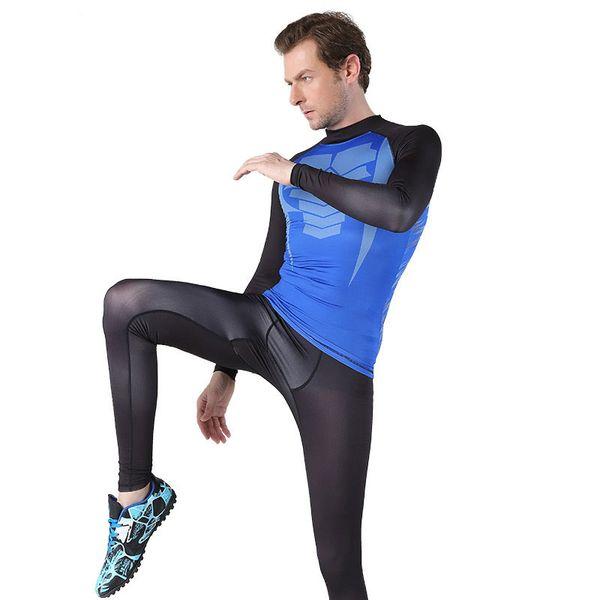 Adulto Jogging Correndo Conjuntos de Compressão Terno Slim Fit Roupa Esportiva de Futebol Basquete Yoga Outfits Jerseys Jersey