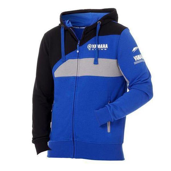 Moto GP hoodie racing Motocross riding For yamaha hoody clothing jacket men jackets cross Zip jersey sweatshirts Windproof M1 079