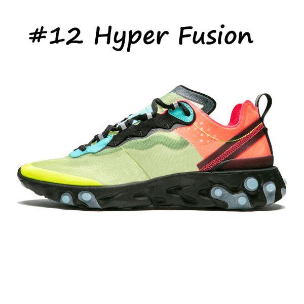 12 Hyper Fusion