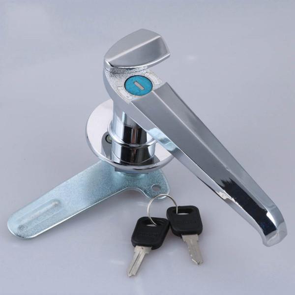 electrical cabinet door handle knob Cam lock distribution box lock mechanical lock hardware Industrial Equipment part