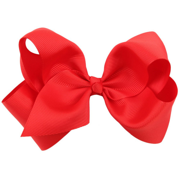 Feitong Hair Pin Children's Butterfly Knot Cute New Colorful Headwear Pink Yellow Hair Clip Navy Blue Clip Hot Sale