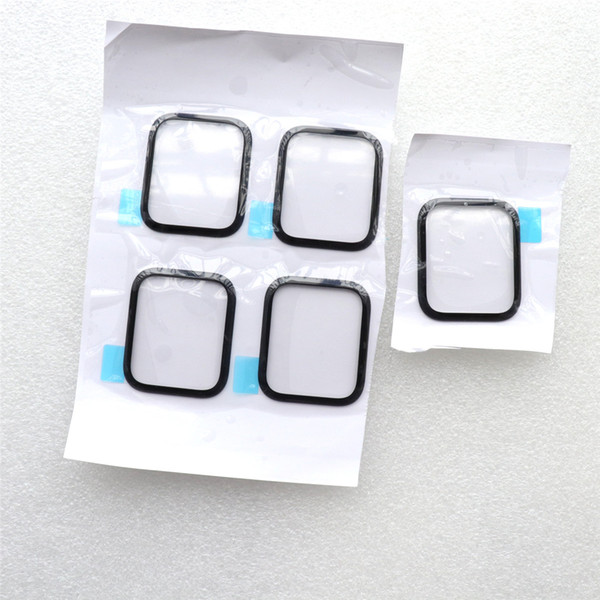 For Apple Watch Series 4 44mm 40mm Front Glass Watch Touch Screen Outer Glass Panel For i Watch 4 S4 Replacement Parts