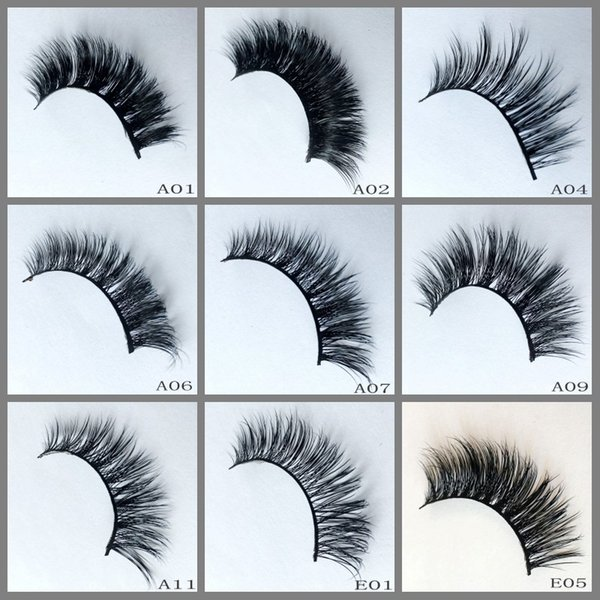 Blanda 3D Mink Lashes Vendors Natural False Eyelashes Handmade Best Selling Products Makeup Suppliers from China Free Shipping