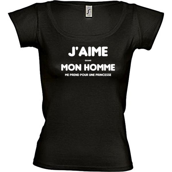 Compre Camiseta Femme Humor Jaime Lunes Homme Quand Il Me Prend Pour Une Princesse Top Envío Gratis Camiseta Hoodie Hip Hop Camiseta A 1624 Del