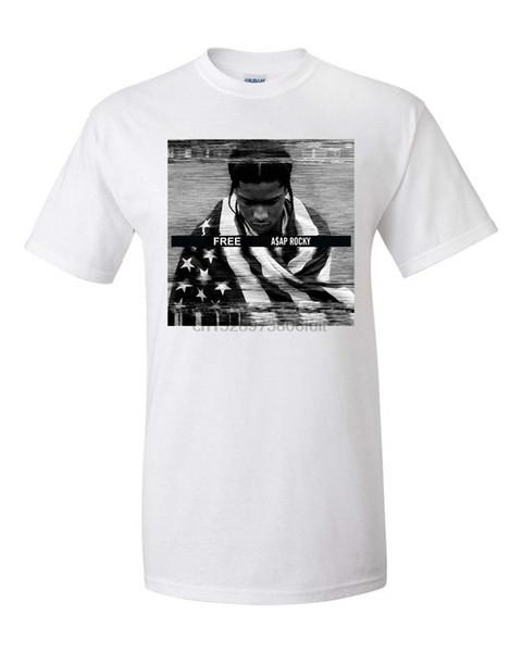 Gratis ASAP Rocky A $ ap Rocky camiseta gráfica