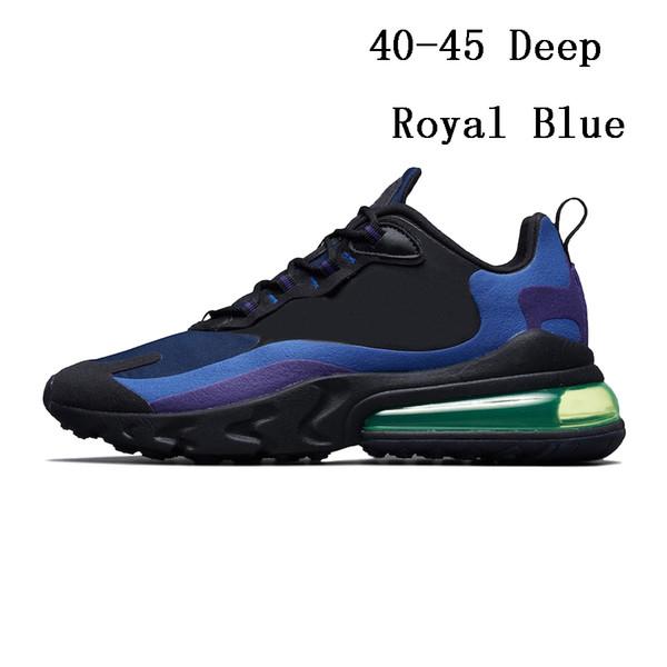 40-45 azul real profundo