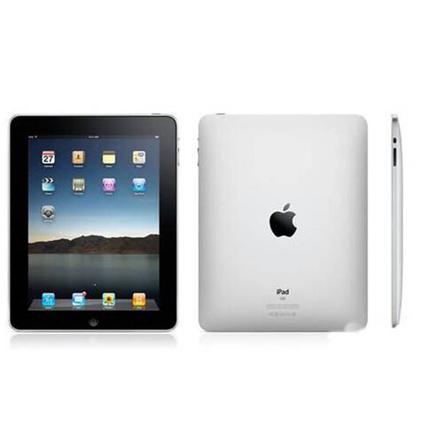 best selling Refurbished iPad 2 Apple Unlocked Wifi 16G 32G 64G 9.7 inch Display IOS Tablet Original Apple Sealed Box
