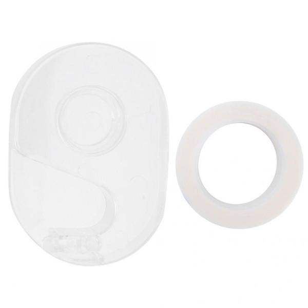 Eye Makeup Tool Eyelashes Professional Eyelash Extension Tape Adhesive Tape Dispenser Holder Set Eyelash Grafting Tool Natural