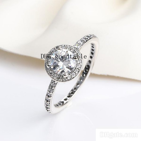 2019 Wedding Rings Romantic Cute Ring With Original Box For