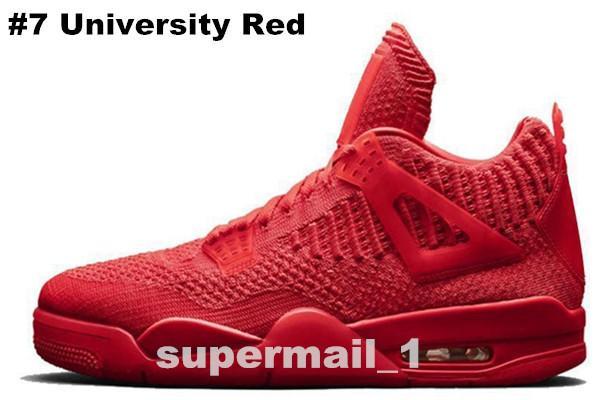 # 7 Universidade Vermelho