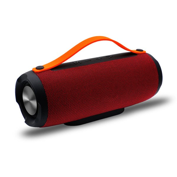 Portable Wireless Bluetooth Speakers Stereo big power 10W system TF FM Radio Music Subwoofer Column Speakers for Computer