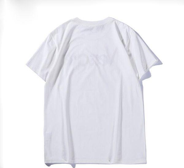 2019 SS Lüks Tasarımcı Medusa Yaz erkek T-Shirt-A3