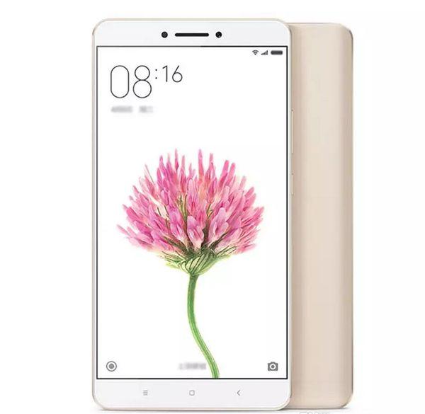Original Xiaomi Mi Max Prime 6.44 Inch 4850mAh 4G LTE 32GB/64GB/128GB Snapdragon 650 Hexa Core 1920x1080P Fingerprint ID