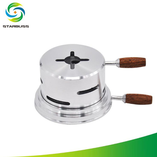 Metal hookah pot portable hookah carbon stove