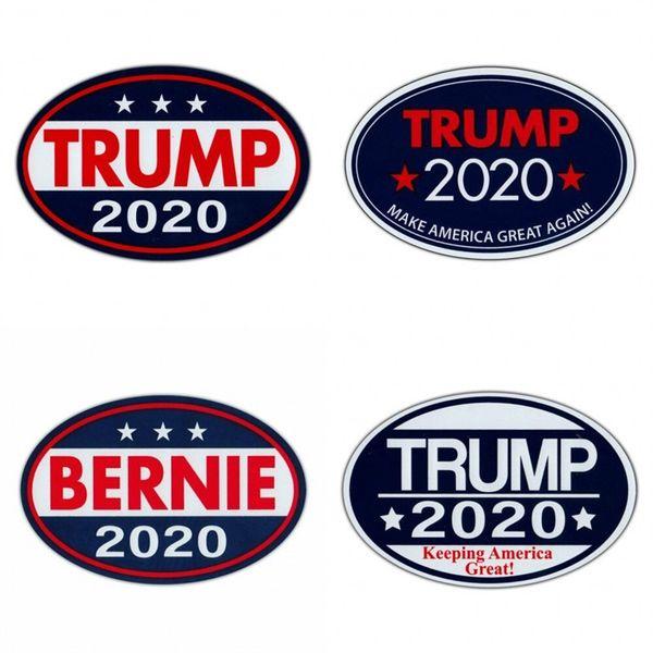 Magnet Kühlschrankmagnet 2020 Unite State Presidential Election Supporter Aufkleber Schwarz Rot Blau Patchwork Aufkleber Creative 1 6jw L1