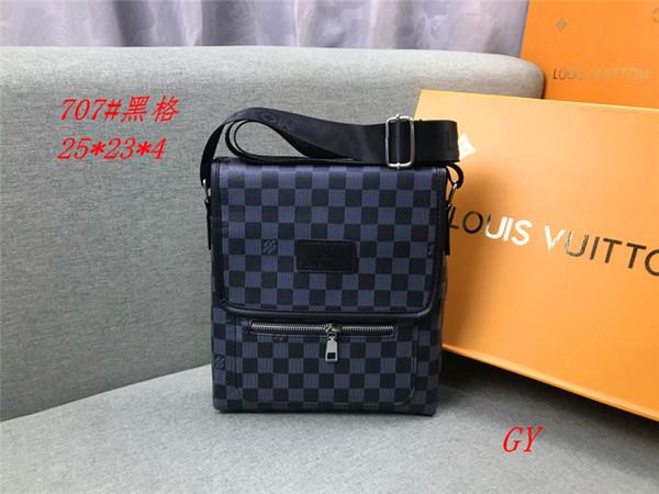 Designer - Novos sacos de moda europeus e americanos homens e mulheres mão bolsa de ombro Messenger bag diagonal saco estilo retro estilo flip