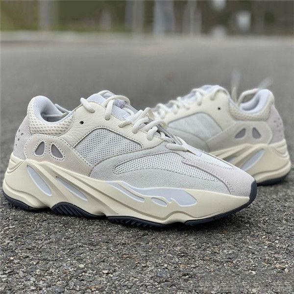 Großhandel Wave Runner Analog Herren Laufschuhe Geode Static Mauve Salt Solid Grau Trägheit Mode Frauen Sport Turnschuhe Schuhe PI