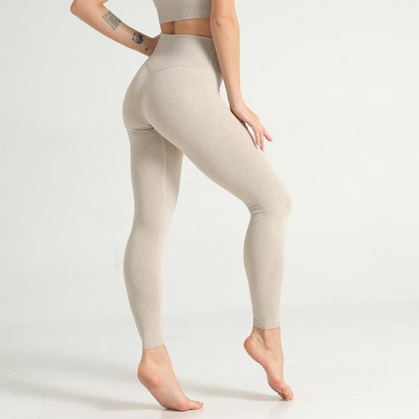 Leggings beige 2