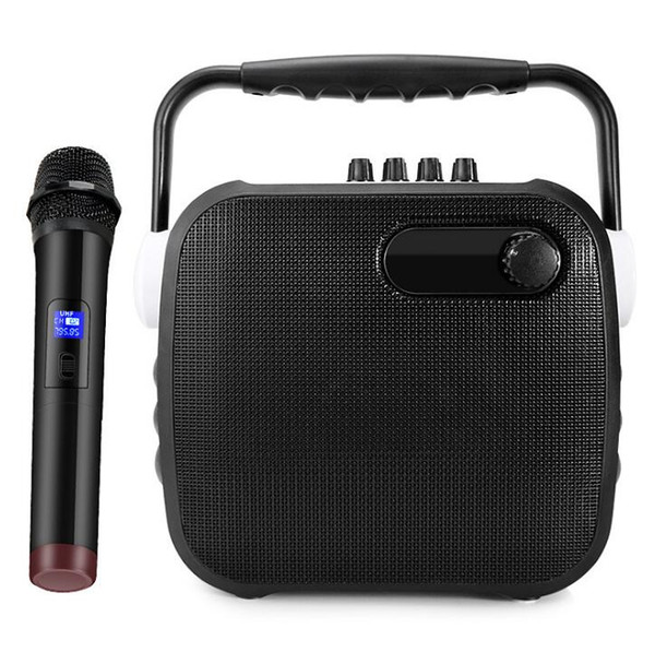 Portable small square dance audio portable outdoor speaker super loud wireless Bluetooth high power player Portable Speakers