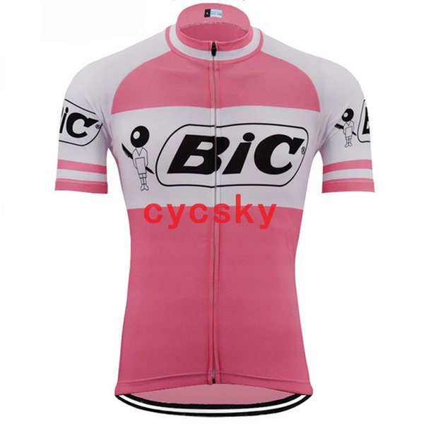 BIC 2019 new outdoor Quick dry Breathable pro team only jersey MTB Bike jersey Maillot Ropa Ciclismo Ropa Ciclismo Hombre