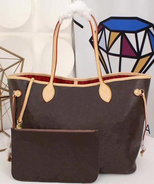 women handbags Original leather flower luxury designer composite bags lady clutch shoulder tote female purse with wallet