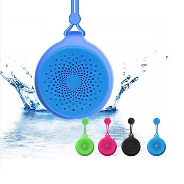 Q50 Bluetooth Speaker Wireless Handsfree Microphone Subwoofer Waterproof Portable Mini Bluetooth Speaker Bathroom Music Player hot