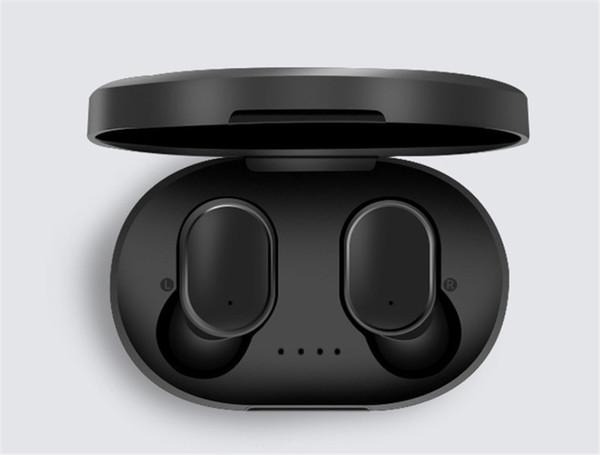 Oreillette Bluetooth TWS A6S Casque Bluetooth 5.0 Ecouteurs sans fil Life Casque Bluetooth imperméable avec micro pour tous les téléphones intelligents
